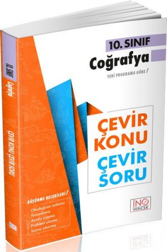 İnovasyon 10. Sınıf Coğrafya Çevir Konu Çevir Soru