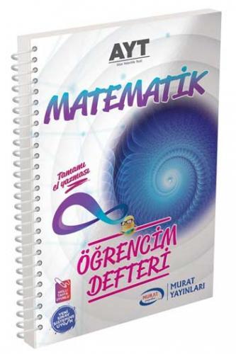 Murat YKS AYT Matematik Öğrencim Defteri