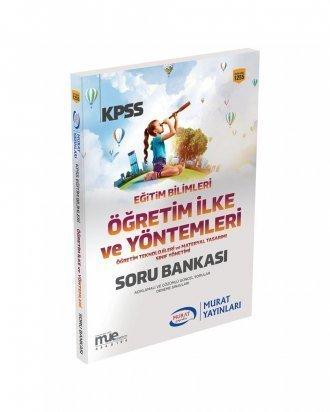 Murat KPSS Eğitim Bilimleri Öğretim İlke ve Yöntemleri Soru Bankası