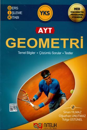 Nitelik Yayınları YKS AYT Geometri Ders İşleme Kitabı %20 indirimli