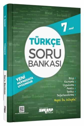 7. Sınıf Türkçe Soru Bankası - Ankara Yayıncılık