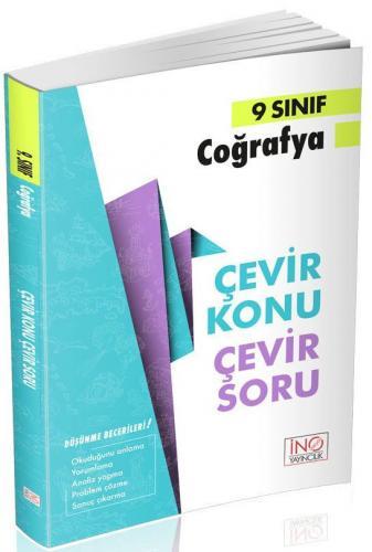 İnovasyon 9. Sınıf Coğrafya Çevir Konu Çevir Soru