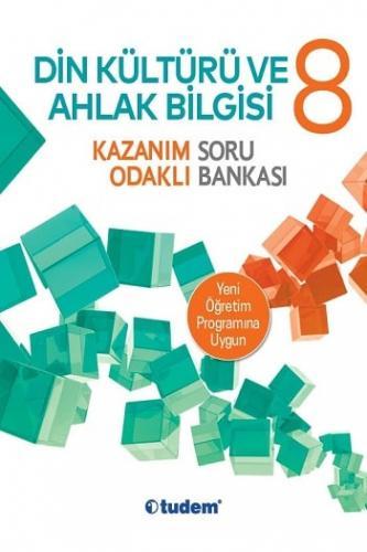 Tudem Yayınları 8.Sınıf Din Kültürü ve Ahlak Bilgisi Kazanım Odaklı Soru Bankası