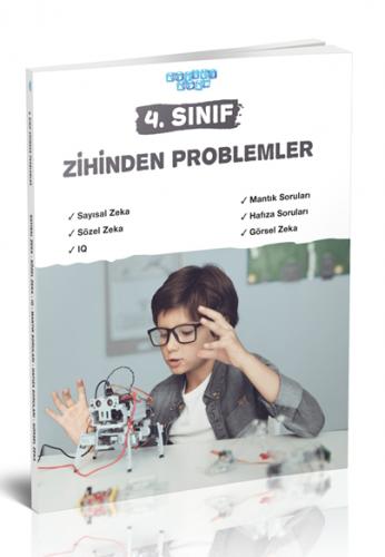 Akıllı Adam Yayınları 4. Sınıf Zihinden Problemler
