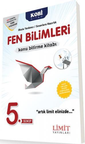 Limit 5. Sınıf Fen Bilimleri Konu Bitirme Kitabı