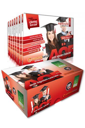 Uzman Kariyer 3. Sınıf 6. Yarıyıl Çalışma Ekonomisi ve Endüstri İlişkileri Tüm Set 9607