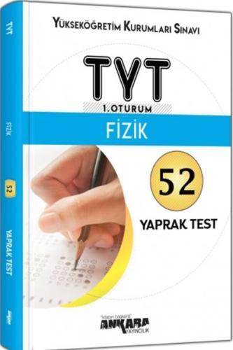 YKS TYT Fizik 52 Yaprak Test - Ankara Yayıncılık