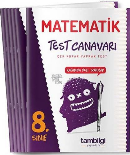 Tambilgi Yayınları 8. Sınıf Matematik Yaprak Test