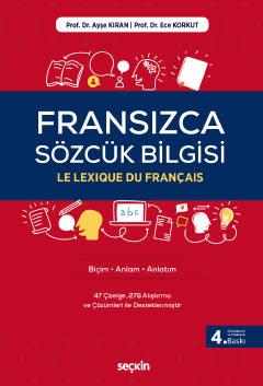 Fransızca Sözcük Bilgisi Ayşe Eziler Kıran