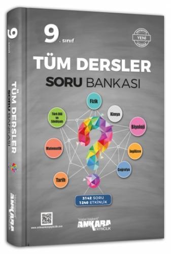 9. Sınıf Tüm Dersler Soru Bankası - Ankara Yayıncılık