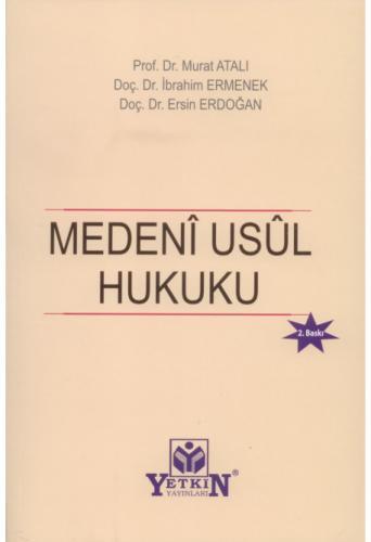 Medeni Usul Hukuku Ders Kitabı Murat Atalı