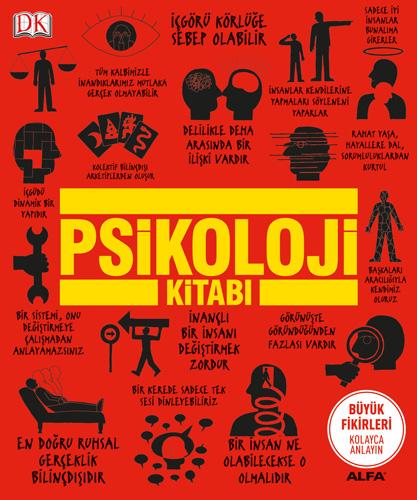 Psikoloji Kitabı (Ciltli) Komisyon
