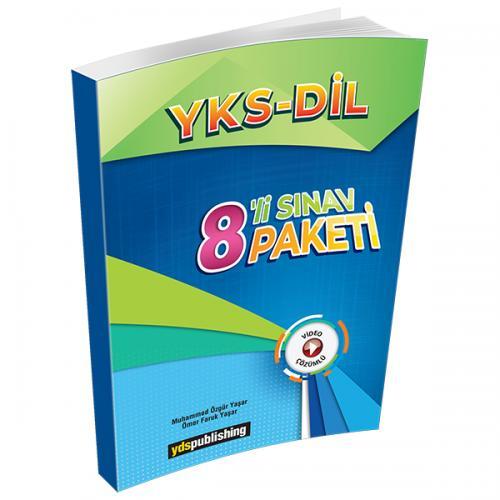 YDS Publishing YKSDİL 8 li Sınav Paketi