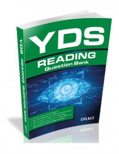 Dilko Yayıncılık YDS Reading Question Bank