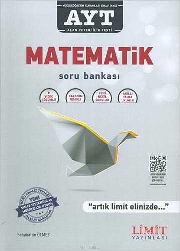 Limit Yayınları AYT Matematik Soru Bankası