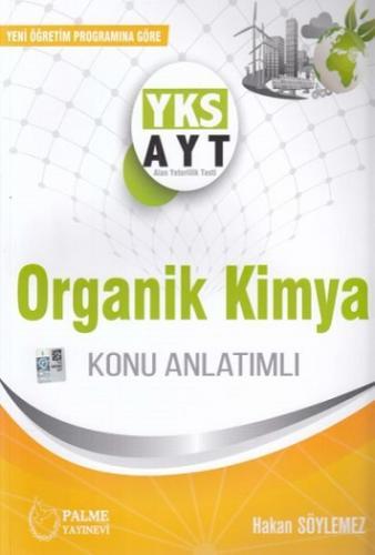 Palme AYT Organik Kimya Konu Anlatımlı