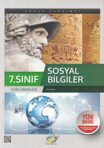 FDD Yayınları 7. Sınıf Sosyal Bilgiler Soru Bankası