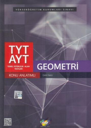 FDD TYT AYT Geometri Konu Anlatımlı