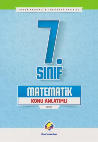 Final 7. Sınıf Matematik Konu Anlatımlı
