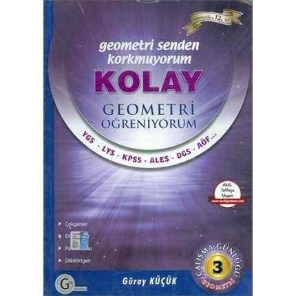 Gür Kolay Geometri Öğreniyorum-3