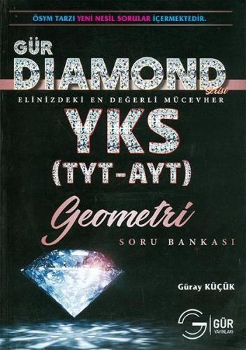 Gür Yayınları TYT AYT Geometri Diamond Soru Bankası Komisyon