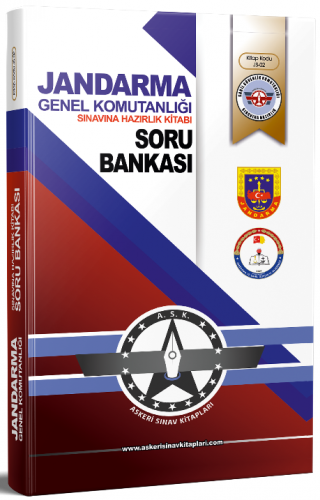 Dizgi Kitap Jandarma Genel Komutanlığı Sınavı Soru Bankası Komisyon