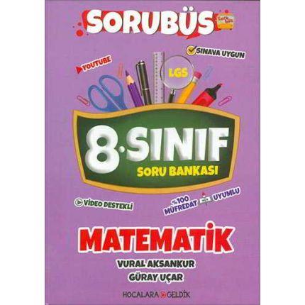 Hocalara Geldik 8.Sınıf Matematik Soru Bankası