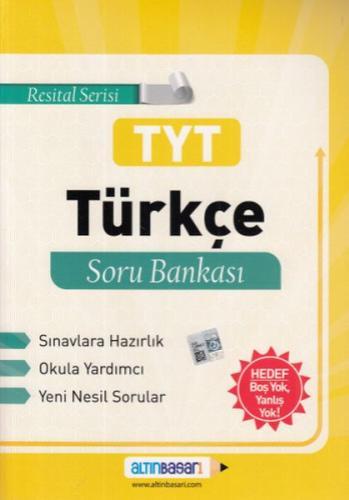 Altınbaşarı TYT Türkçe Soru Bankası %35 indirimli