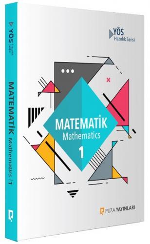 Puza Yayınları Mathematics 1 %30 indirimli Kolektif