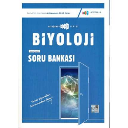 Antrenman Plus Serisi Biyoloji Konu Özetli Soru Bankası