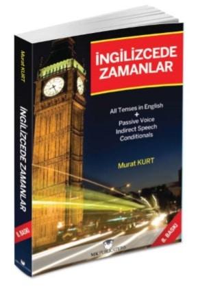 İngilizce 'de Zamanlar