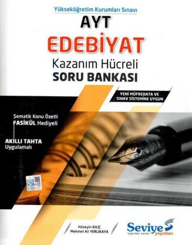 Seviye AYT Edebiyat Kazanım Hücreli Soru Bankası