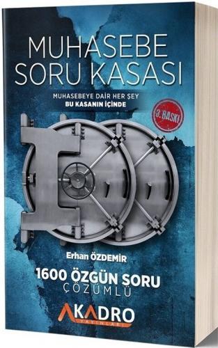 A Kadro Yayınları KPSS A Grubu Muhasebe Soru Kasası Soru Bankası Erhan