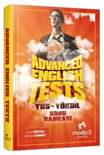 Modadil Advanced English Tests YDS YÖKDİL Soru Bankası