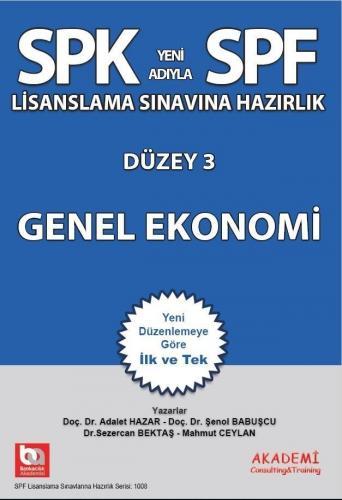 SPF Lisanslama Düzey-3 Genel Ekonomi