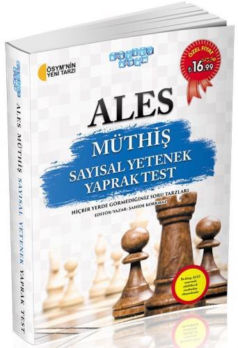 Akıllı Adam ALES Müthiş Sayısal Yetenek Yaprak Test