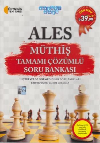 Akıllı Adam ALES Müthiş Tamamı Çözümlü Soru Bankası