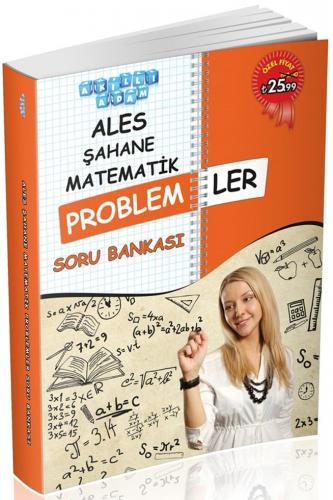 Akıllı Adam ALES Şahane Matematik Problemler Soru Bankası %41 indiriml