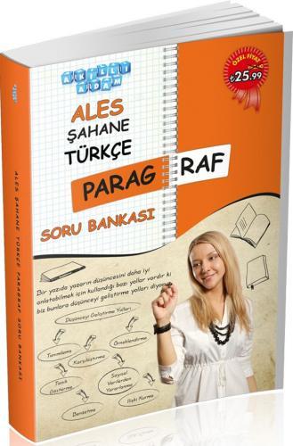 Akıllı Adam ALES Şahane Türkçe Paragraf Soru Bankası