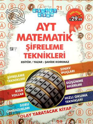 Akıllı Adam AYT Matematik Şifreleme Teknikleri