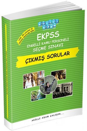 Akıllı Adam EKPSS Lise Ön Lisans ve Lisans Çıkmış Sorular