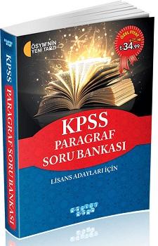 Akıllı Adam KPSS Lisans Adayları için Paragraf Soru Bankası 2018