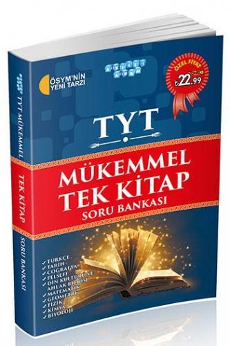 Akıllı Adam TYT Mükemmel Tek Kitap Soru Bankası