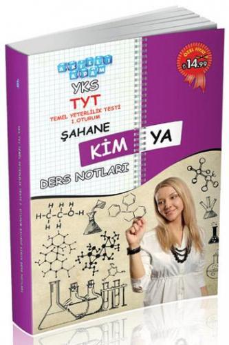 Akıllı Adam YKS TYT Şahane Kimya Ders Notları