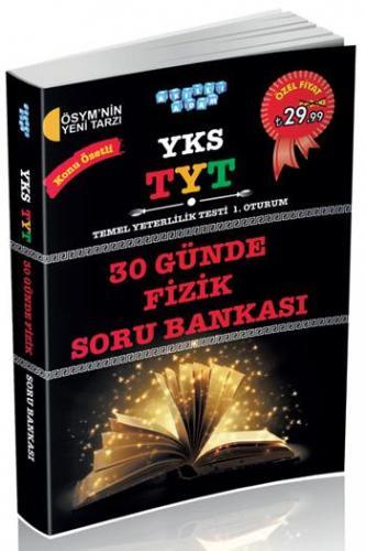 Akıllı Adam YKS TYT 30 Günde Fizik Soru Bankası
