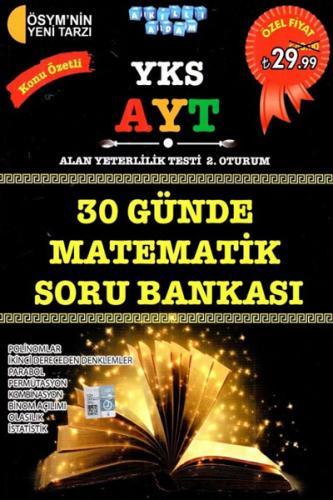 Akıllı Adam AYT 30 Günde Matematik Soru Bankası