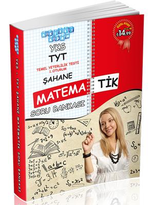 Akıllı Adam YKS TYT Şahane Matematik Soru Bankası