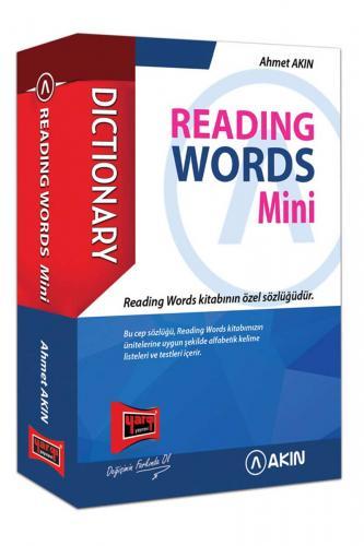 Reading Words Mini Cep Kitabı
