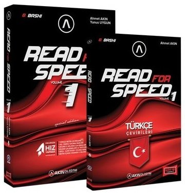 Read For Speed 1 (2 Kitap)