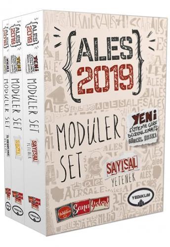 Yediiklim ALES Konu Anlatımlı Modüler Set
